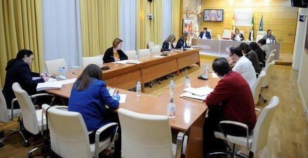 La Asamblea  analizará la gestión del Covid-19 y responderá a  las críticas de PP y Ciudadanos