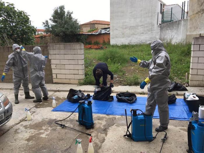 Calzadilla continúa sin casos positivos de Covid y el alcalde pide extremar las precauciones