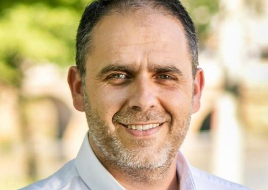 """César Herrero, alcalde de Moraleja: """"Las noticias siguen siendo buenas y esperanzadoras"""""""