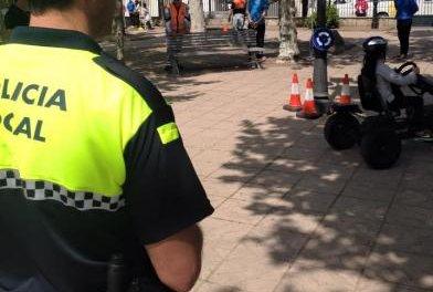 La Policía Local de Cáceres interpone 63 sanciones el fin de semana por no respetar las normas sanitarias