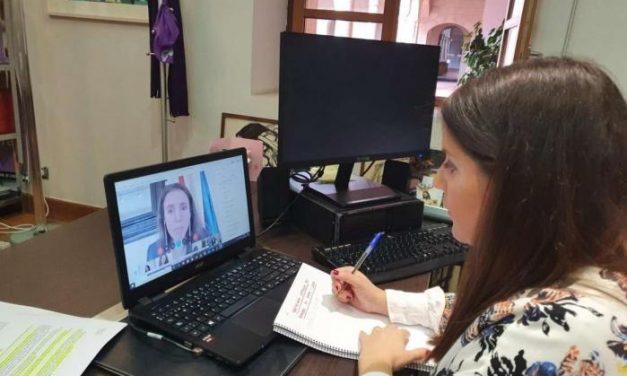 Extremadura aplicará el Pacto contra la Violencia de Género teniendo en cuenta la situación del Covid-19