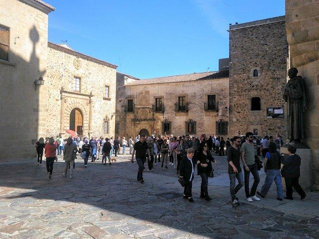 """El director general de Turismo califica la situación turística como """"un golpe tremendo para Extremadura"""""""