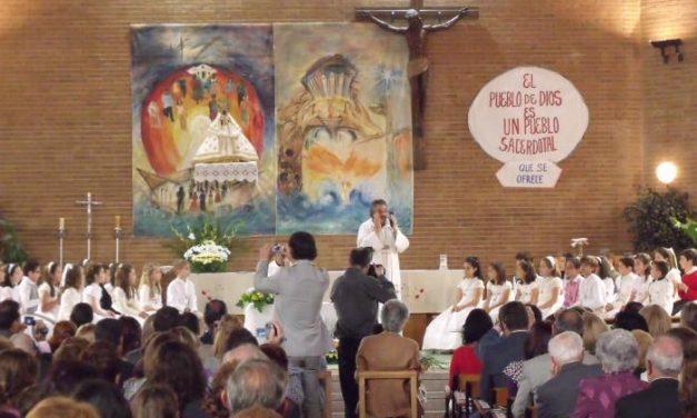Más de 1.400 niños se quedan sin celebrar su Primera Comunión en la Diócesis de Coria-Cáceres