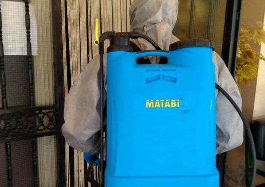 Villanueva de la Sierra desinfecta hasta 19 veces la residencia de mayores para evitar la entrada del Covid