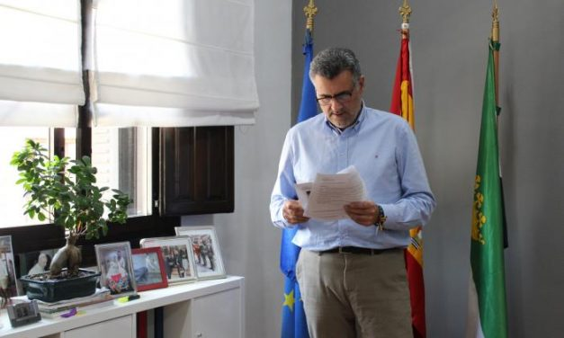 Ballestero lamenta que la primera medida económica de la Diputación sea para sustitución de tuberías