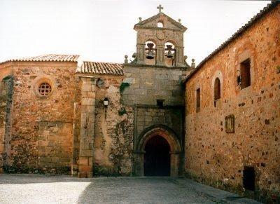 Diez de las monjas del Convento de San Pablo de Cáceres dan positivo y están asintomáticas