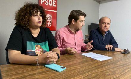 El PSOE de Coria lanza una batería de propuestas al consistorio para frenar la crisis económica