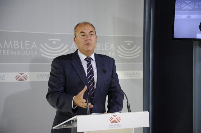 El PP considera insuficientes los 157 millones que recibirá Extremadura para compensar el gasto sanitario