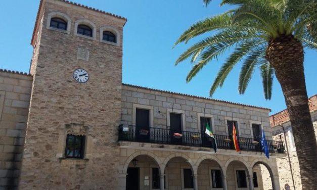 El Ayuntamiento de Coria repartirá más de 300.000 euros entre las 600 empresas que han solicitado ayudas