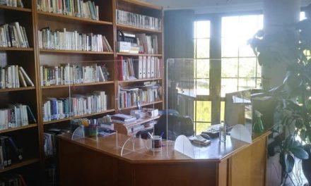 La Biblioteca Municipal de Moraleja reabre sus puertas de forma controlada y bajo cita previa