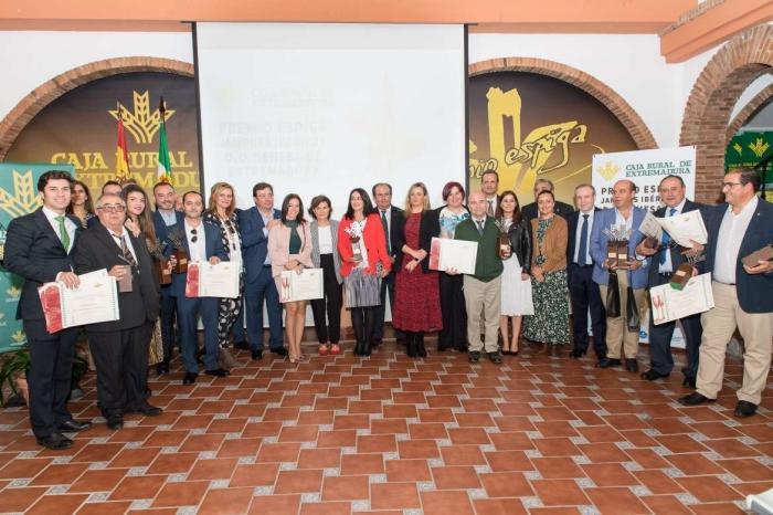 Caja Rural de Extremadura retoma sus Premios Espiga en apoyo a los productos agroalimentarios extremeños