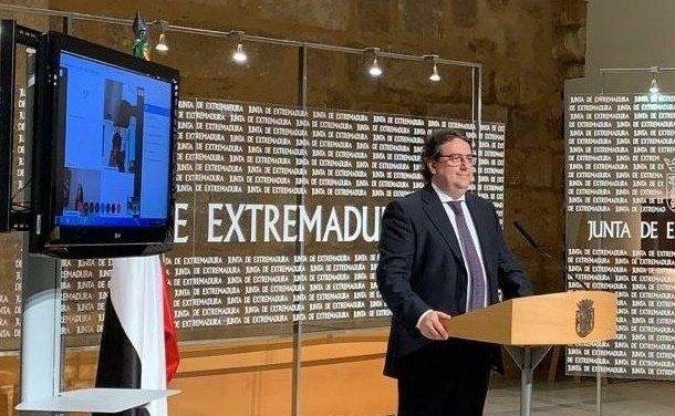 """Vergeles: """"El paso a la fase dos de desescalada es un plus de responsabilidad para los extremeños"""""""