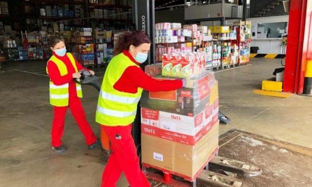 Cáritas de Coria-Cáceres atiende a 661 personas desde el inicio del estado de alarma, el 63% de todo el año