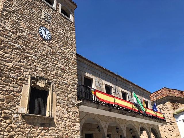 El Ayuntamiento de Coria vuelve a abrir sus puertas y atenderá a los ciudadanos con cita previa