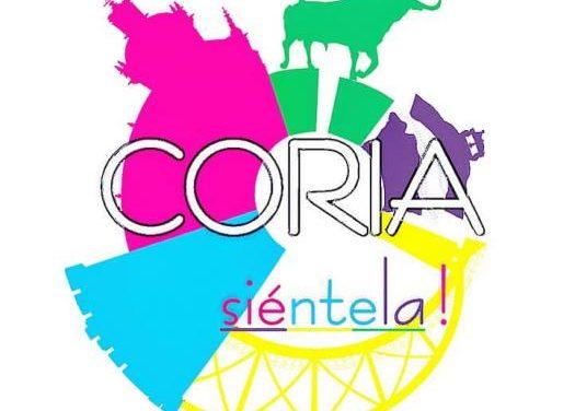 El Ayuntamiento de Coria diseña un logotipo que ensalza sus principales recursos turísticos