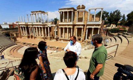 El Conjunto Monumental de Mérida reabre al público tras adaptar los espacios a la nueva situación sanitaria
