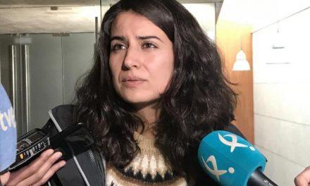 """Irene de Miguel se presenta a las primarias para liderar un Podemos Extremadura """"radical, fuerte y valiente"""""""