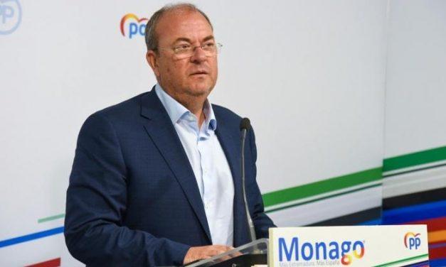 Monago asegura que el 85% de los fallecidos por coronavirus en la región provenían de residencias
