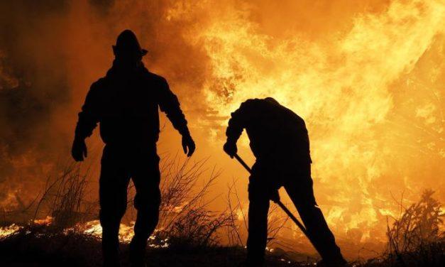 Comienza la época de peligro elevado de incendios que se prolongará hasta el 15 de octubre en Extremadura
