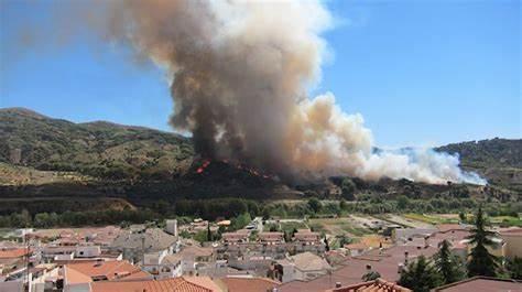 La época de peligro alto por incendios forestales se inicia este lunes en Extremadura y permanecerá hasta octubre