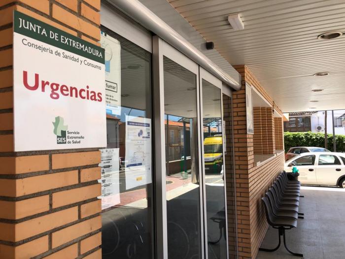 El Hospital Ciudad de Coria tiene a seis pacientes ingresados por coronavirus