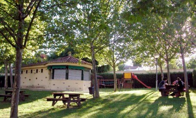 Sale a licitación el quiosco del parque de Cadenetas de Coria por procedimiento abierto y ordinario