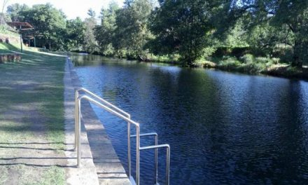 Los alcaldes de Sierra de Gata deciden este martes si abren o no al baño las piscinas naturales