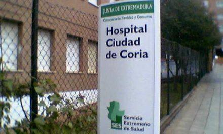 El Área de Coria notifica un caso sospechoso de Covid-19 y descarta otro en las últimas 24 horas
