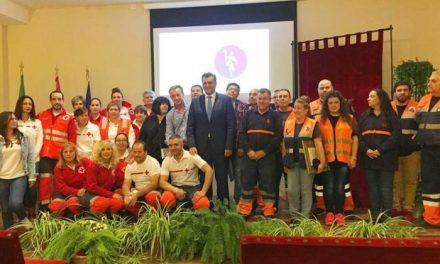 La Junta pretende que el personal de Protección Civil realice trabajos gratis en los accesos a los centros de salud
