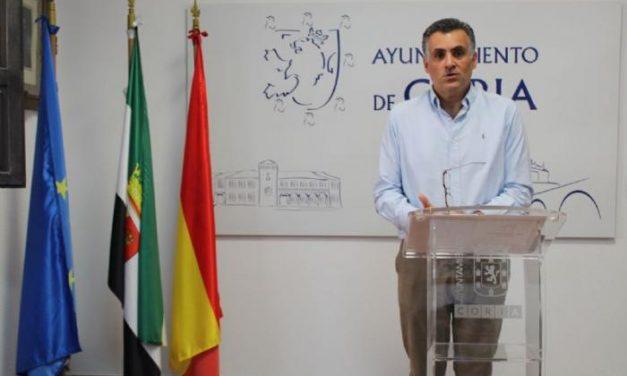 Coria construirá una rotonda de acceso a la ciudad cuando acaben las obras que acomete Diputación