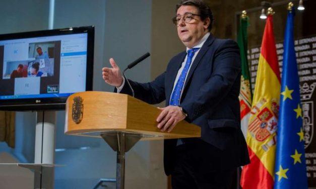 Vergeles advierte que Extremadura no va a adelantar ni a solicitar la salida de la fase 3