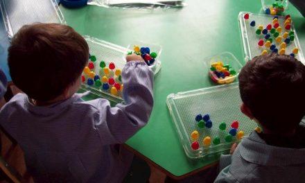 """La asociación de guarderías de Extremadura advierte que es """"imposible"""" mantener la distancia entre niños"""