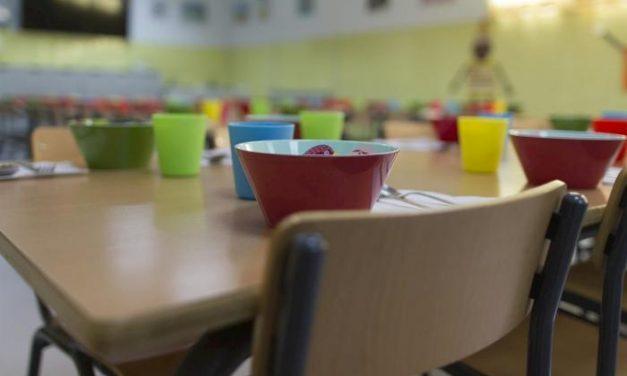La Junta  destina 39,2 millones a comedores escolares y aulas matinales para los dos próximos cursos