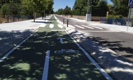 Concluye  la primera fase de la reforma del Paseo de la Isla de Coria  que ya está abierto al tráfico