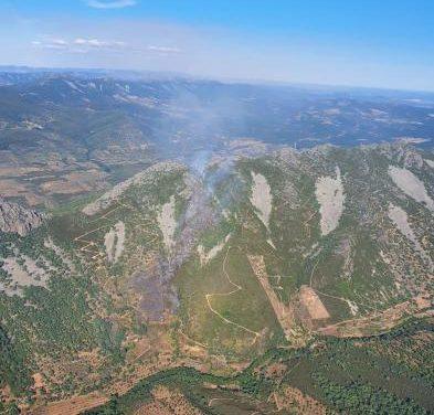 El Infoex sofoca 39 incendios en el campo en los últimos 7 días y pide  precaución ante la subida de las temperaturas
