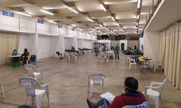 El Banco de Sangre recorrerá Extremadura para conseguir más de 600 litros en las 22 colectas programadas