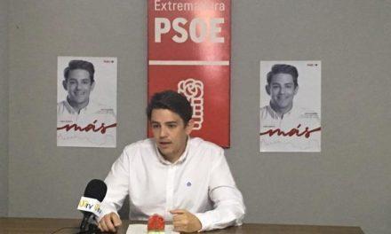 El PSOE lamenta que la Junta no pueda avanzar en el Plan General de Coria y haya devuelto la documentación