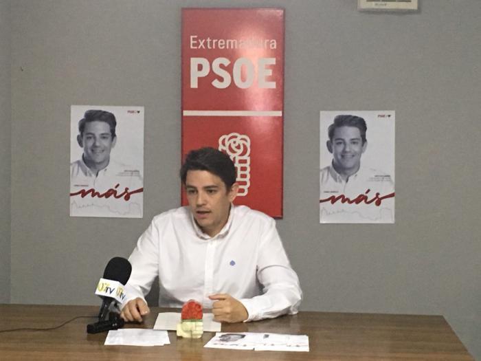"""El PSOE de Coria denuncia que el 25% de las empresas se """"están quedando fuera"""" de las ayudas del consistorio"""