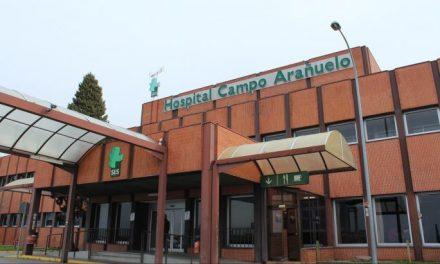 Once personas están ingresadas por Covid en el Hospital Campo Arañuelo de Navalmoral
