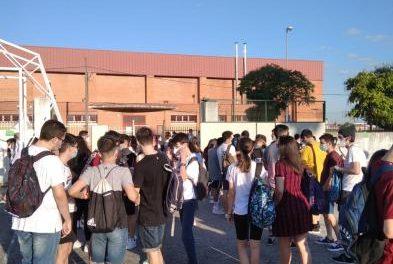 Las pruebas de la EBAU arrancan en Extremadura con 6.200 alumnos repartidos en 19 sedes