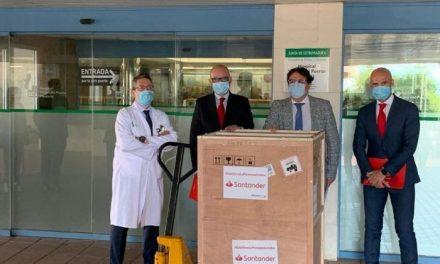 Extremadura recibe un respirador invasivo para frenar los efectos de la Covid ante posibles rebrotes