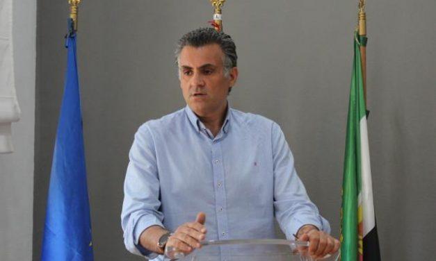 """García Ballestero: """"El Partido Socialista local no quiere que Coria tenga un Plan General Municipal"""""""