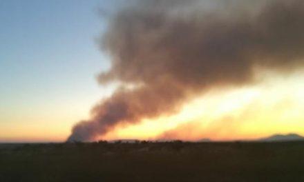 """Vanesa Montero: """"Sentimos miedo al saber que el incendio se acercaba a Zarza la Mayor"""""""