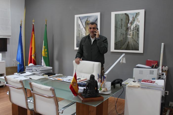 """García Ballestero: """"la historia del urbanismo en Coria es la historia del fracaso del PSOE"""""""