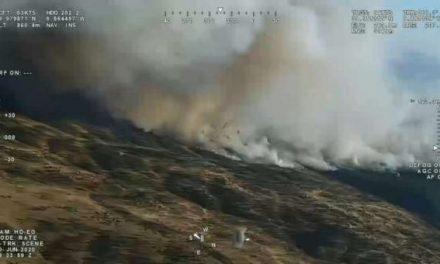 El incendio de Zarza que calcinó 160 hectáreas es el más grave registrado hasta ahora en Extremadura