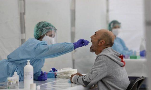 Extremadura registra un nuevo caso positivo por coronavirus y un paciente continúa hospitalizado