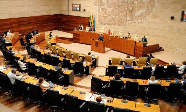 Aprobadas 248 propuestas en el Debate sobre la Orientación de Política General de la Junta de Extremadura