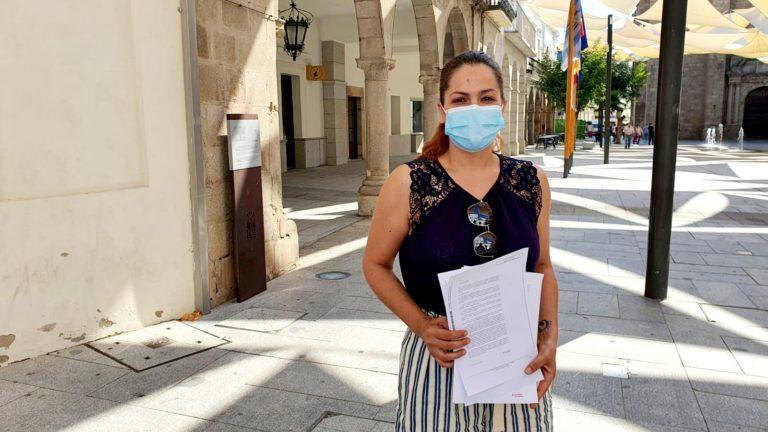 Ciudadanos Villanueva de la Serena pide que se instale una unidad de ambulancia en Valdivia, Zurbarán y Entrerríos