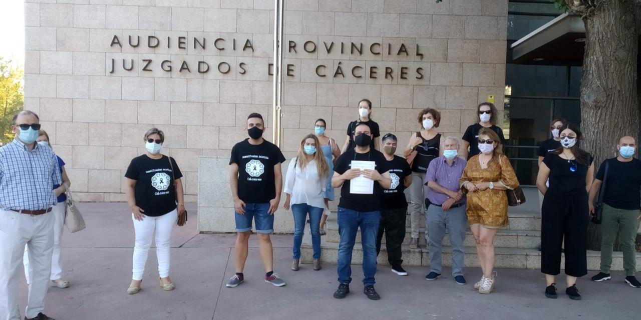 La directora de la Asistida de Cáceres será investigada por homicidio por imprudencia