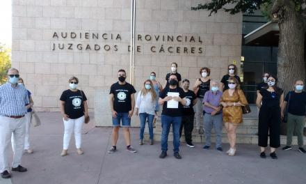 Familiares de la Asistida de Cáceres presentan una querella contra la dirección del centro
